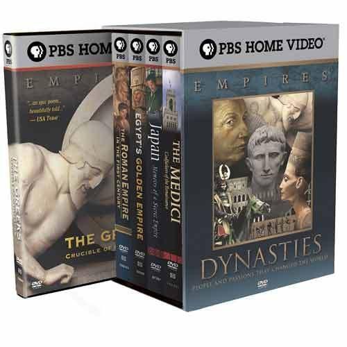 PBS纪录片《帝国系列全记录(拿破仑传奇)Napoleon》全4集