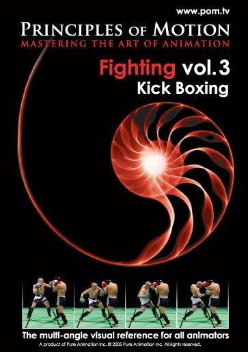 《人体韵律-格斗极品动画素材iii》(principles of motion fighting