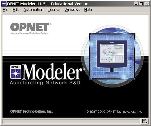OPNET Modeler 14.0.A.PL3