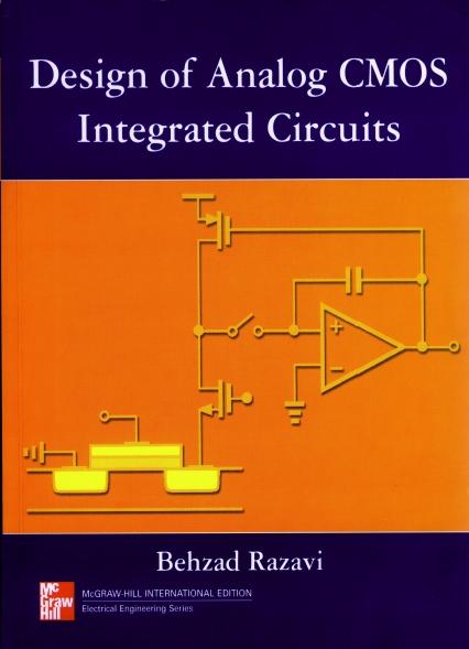 《模拟cmos集成电路设计》(design of analog cmos integrated