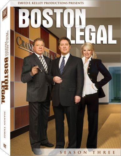 波士顿法律第三季_波士顿法律第三季电影海报