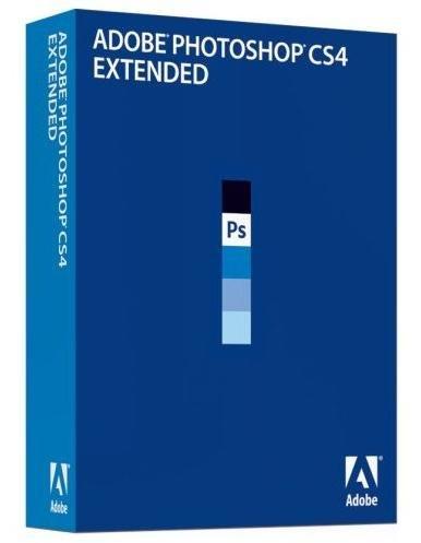 Adobe Photoshop CS4 官方安装简体中文版 Adobe Photoshop CS4 CS4