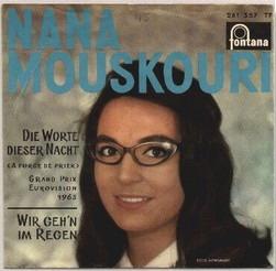 Nana Mouskouri Die Worte Dieser Nacht